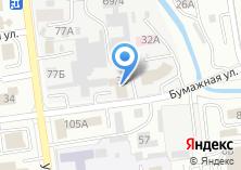 Компания «Канц-Бюро Корпоратив» на карте