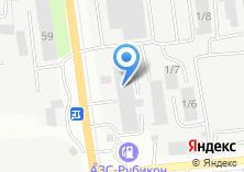 Компания «Гравитон» на карте