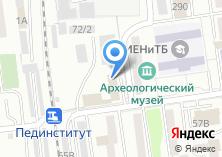 Компания «Sweet Story» на карте