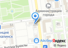 Компания «Сахалин-Трэвел» на карте