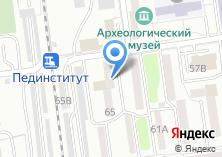 Компания «Союзтепломонтаж» на карте