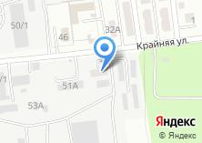 Компания «АвтоКрай» на карте
