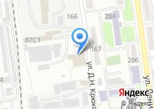 Компания «Автосервис на ул. Крюкова» на карте