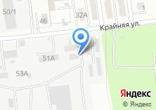 Компания «ОренГруп» на карте