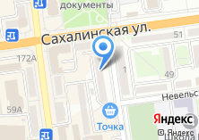 Компания «Адвокатский кабинет Ляшенко Ф.В.» на карте