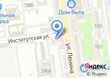 Компания «Сахалинский региональный центр по ценообразованию в строительстве» на карте