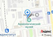 Компания «Общежитие СахГУ» на карте