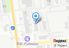 Компания «Вектор-М» на карте
