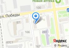 Компания «Массив-Строй столярно-мебельный цех» на карте