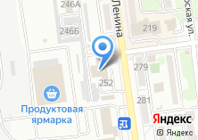 Компания «Городское Собрание г.Южно-Сахалинска» на карте