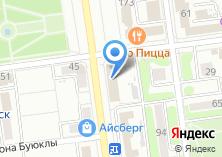 Компания «Дальневосточник» на карте