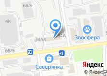 Компания «Автоколонна 1407» на карте