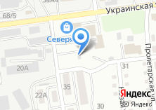 Компания «Охотский» на карте