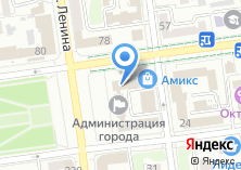 Компания «Сахалинская община мусульман» на карте