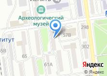 Компания «Полинка» на карте