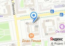 Компания «Росприроднадзор» на карте