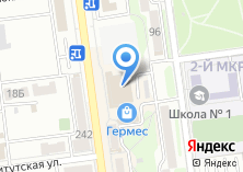 Компания «Sport.com» на карте
