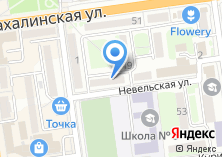 Компания «Россия ОСАО» на карте