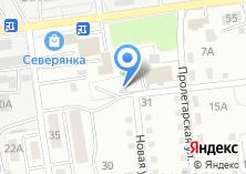 Компания «Полярис-авто» на карте