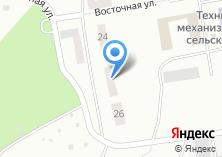 Компания «Общежитие профессионального лицея №1» на карте