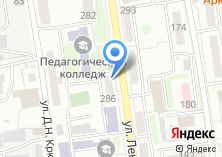 Компания «ЭкономСити» на карте