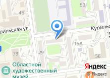 Компания «Нотариус Третьякова Г.В» на карте