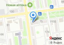 Компания «Мастер книга» на карте