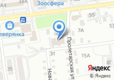 Компания «Полярис» на карте
