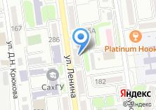 Компания «Центр психофизиологической диагностики МСЧ УВД России по Сахалинской области» на карте