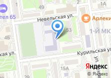 Компания «Автопрофиль» на карте