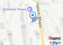 Компания «СЛТ» на карте