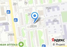 Компания «Runeta.net» на карте
