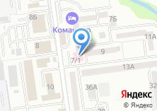 Компания «Sos» на карте
