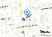 Компания «Синегорье» на карте