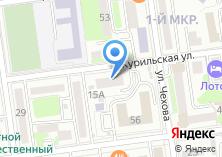 Компания «Сахалинский испытательный центр» на карте
