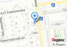 Компания «Нон-Стоп» на карте
