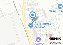 Компания «Хафизов В.У.» на карте