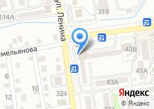 Компания «Мебель Плюс» на карте