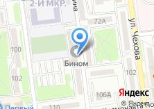 Компания «Домосфера» на карте