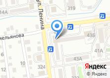 Компания «Бухгалтер плюс» на карте