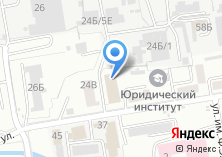Компания «Империя услуг» на карте