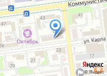 Компания «СпецЭнергоСнаб» на карте