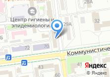 Компания «Территориальный орган Федеральной службы государственной статистики по Сахалинской области» на карте