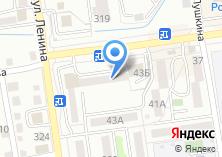 Компания «Мастер арт» на карте