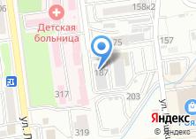 Компания «Сахром-Авто» на карте