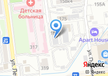 Компания «ЭкоСити» на карте
