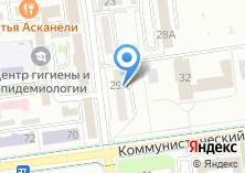 Компания «Евразия Кастомс Сервис» на карте