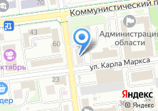 Компания «Продуктовый магазин на ул. Чехова» на карте