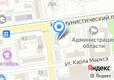 Компания «Геолайн Сахалин» на карте
