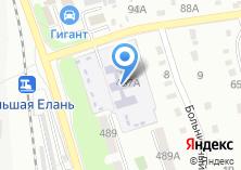Компания «Детский сад №3 Золотой Ключик» на карте